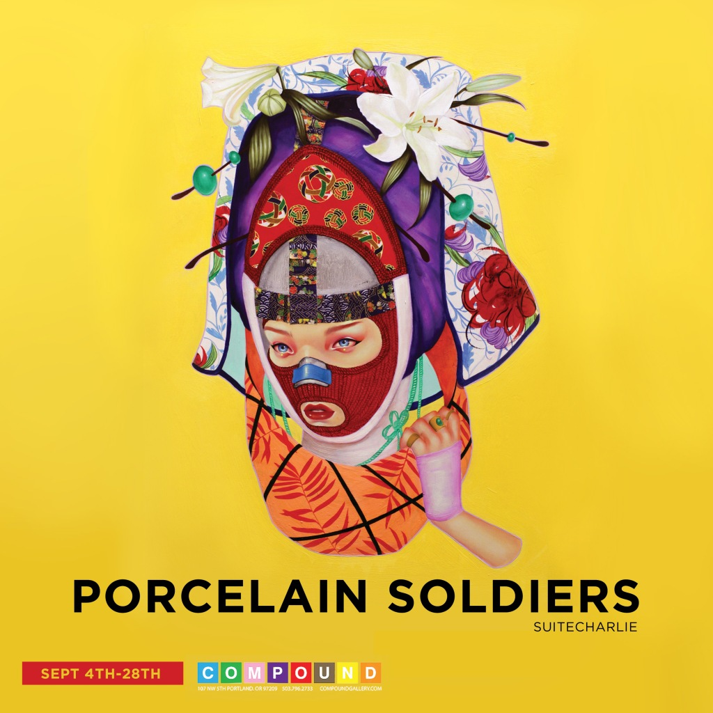 Porcelain Soldiers
